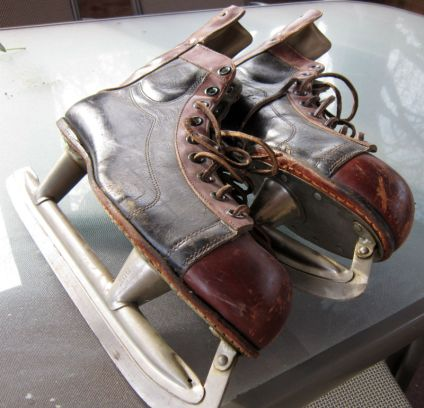 CCM Hockey Skates